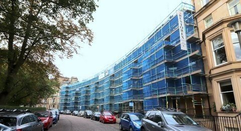 Rothesay Terrace Projects
